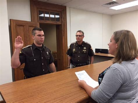 Steuben County Sheriff's Office appoints new patrol deputy ...
