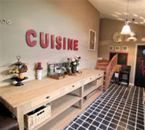 lettre cuisine deco maison pratic boutique pour vos loisirs creatifs et votre deco lettres déco la bibliothèque