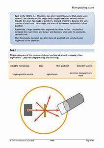 Plum Pudding Atoms - Radioactivity