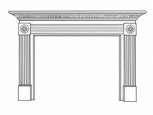 Vinland Wood Mantels For Fireplaces