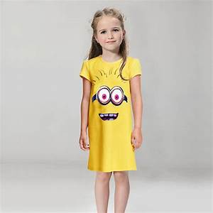 Casual Baby Girl Dress 2016 Summer Dress Children Clothing Cotton Girls Dresses For Party Kids ...
