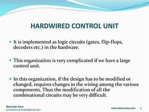 Ppt - Timing  U0026 Control Unit Powerpoint Presentation