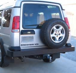 discovery land rover back rear multicarrier bumper land rover discovery ii land