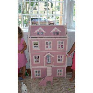 Plan Toy Victorian Doll House  Kiddos  Pinterest Toys
