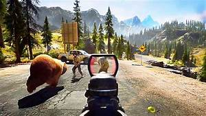 FAR CRY 5 New Story Trailer 2018 PS4 Xbox One YouTube