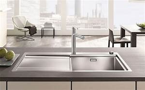 Spülbecken Für Küche : 5 tipps f r die reinigung der k chensp le so wird das ~ A.2002-acura-tl-radio.info Haus und Dekorationen
