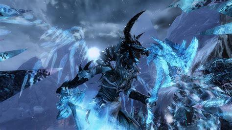 Hd Ice Dragon Wallpapers
