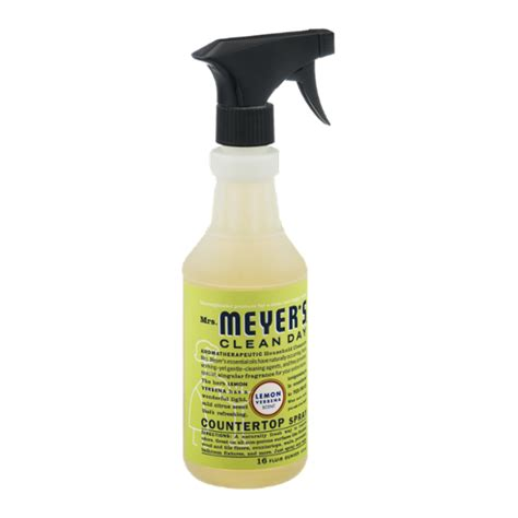 mrs meyer s clean day countertop spray lemon verbena reviews