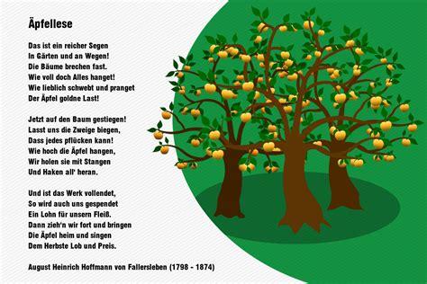 Herbst Garten Gedicht by Gedicht Garten