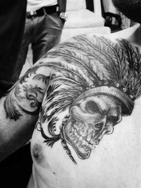 images  tattoos flowers skulls feathers  pinterest wings peacock