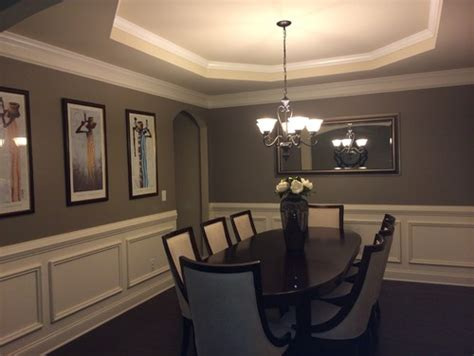 Painting A Tray Ceiling Photos - what color to paint the tray ceiling