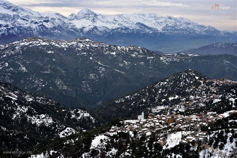 photography kabylie winter landscapes emirage