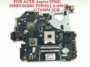 High Quality Laptop Motherboard For Acer Aspire 5750g