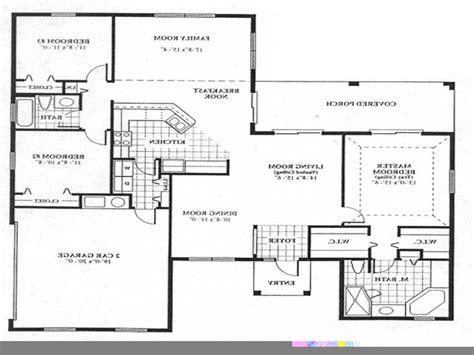house floor plan design simple floor plans open house