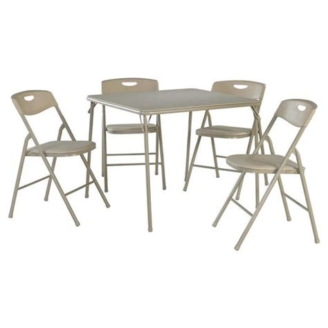 cosco folding table and chairs target 5 folding table and chair set cosco target