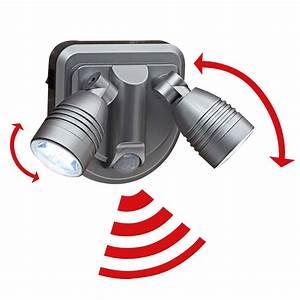 Projecteur Led Detecteur De Mouvement : commander en toute simplicit projecteur led d tecteur ~ Dailycaller-alerts.com Idées de Décoration
