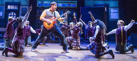 School Of Rock The Musical, London
