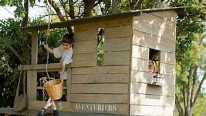 cabane enfantfaire soi memejeux enfant choupinet With decoration d un petit jardin 6 fabriquer un lit cabane pour les petits loulous