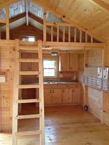 Cabin Kits Tiny House And On Pinterest ~ idolza