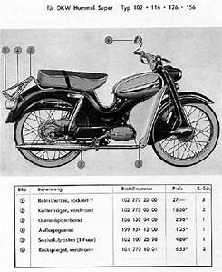 Dkw Hummel Super Typ 102
