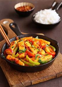 Paneer Jalfrezi Recipe - Indian Simmer
