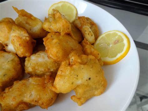 poisson cuisiné beignets de poisson blogs de cuisine