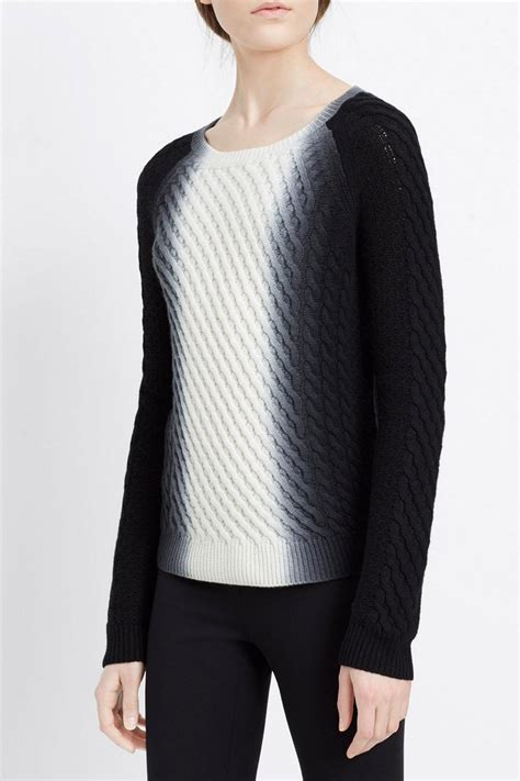 ombre sweater vince ombre dip dye sweater from mississippi by cicada