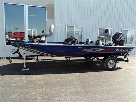 Triton Boats by 2016 New Triton Boats 17 Tx Center Console Fishing Boat