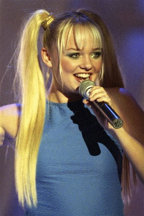 Emma Bunton   Iconic Hairstyles ? Most Classic Hair Dos of
