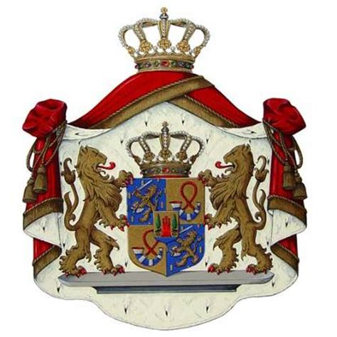 Wapens van leden van het Koninklijk Huis | Wapens | Het ...