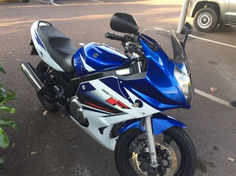 2009 Suzuki Gs500f Review by Suzuki Gs500f For Sale Northern Territory Lams Approved