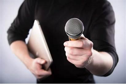 Interview Training Microphone Interviews Globesailor Workshop Open