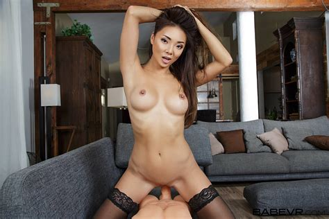 Babevr Asian Ayumi Anime Tapes Her Solo Show For