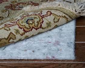 safest types of rug pad for hardwood floors homesfeed
