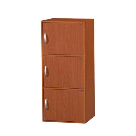 kitchen pantry storage cabinet wood  doors wooden organizer home furniture  ebay