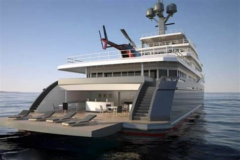 Boat Names With Black In Them by M75 Global Explorer Yacht Luxury Topics Luxury Portal