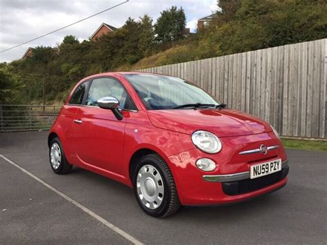 Fiat Mini Cooper by Fiat 500 Pop 2009 Not Mini Cooper Vauxhall Corsa In