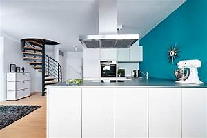 Siemens Küche Katalog : offene wohn essk che von nolte mit siemens einbauger ten ~ Frokenaadalensverden.com Haus und Dekorationen