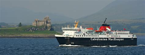 Ferry Oban To Mull by Mull Ferry From Oban Across The Sea Roads Of Argyll