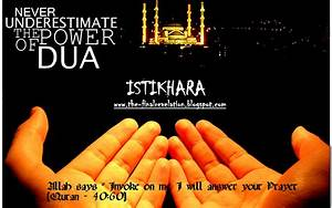HOW TO PRAY SALATUL ISTIKHARA ( SEEKING HELP FROM ALLAH IN ...