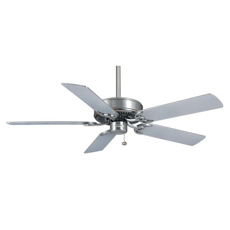 Brushed Nickel Ceiling Fan Blades by Ceiling Fan Nickel 4 Brushed Nickel Ceiling Fan