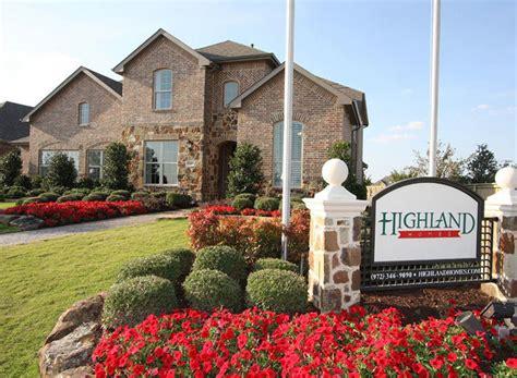 Highland Homes  Texas Homebuilder Serving Dfw, Houston