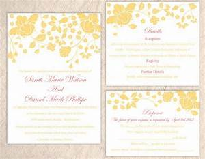 editable wedding invitation templates free download for With free printable and editable wedding invitations