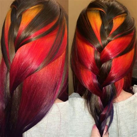 1000 Images About Colorful Hair On Pinterest Teal Hair