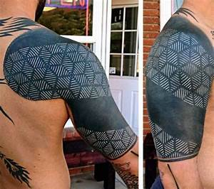 60 Half Sleeve Tattoos For Men - Manly Designs And ...