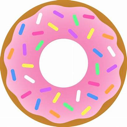 Donut Drawing Plate Clipartmag