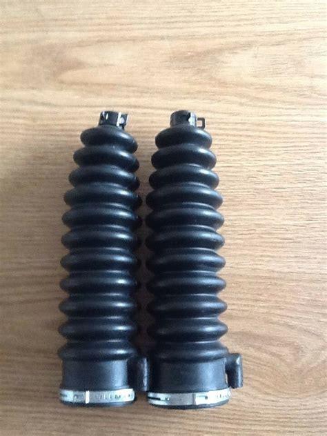 dodge steering rack pinion bellows  piece kit  stock
