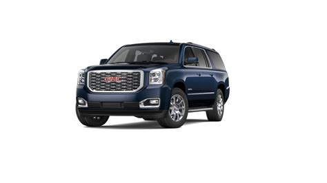 New Gmc Yukon Xl Cars For Sale At Chevrolet Buick Gmc Of