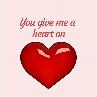 Heart Give Oh Therapy Went Times Week