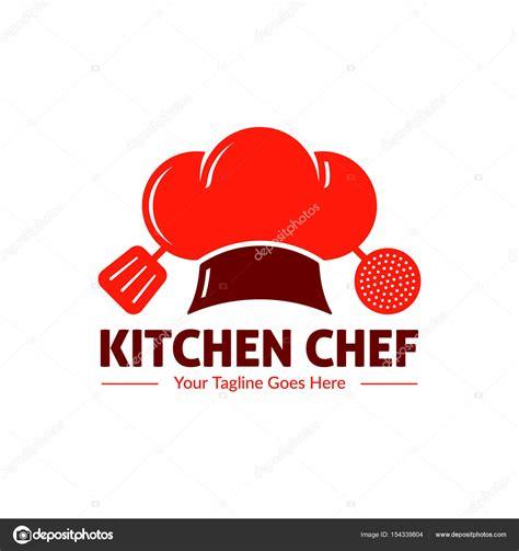 kitchen chef logo template kitchen logo chef logo